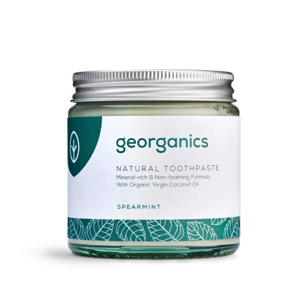 Coconut Oil Toothpaste - Spearmint 120ml
