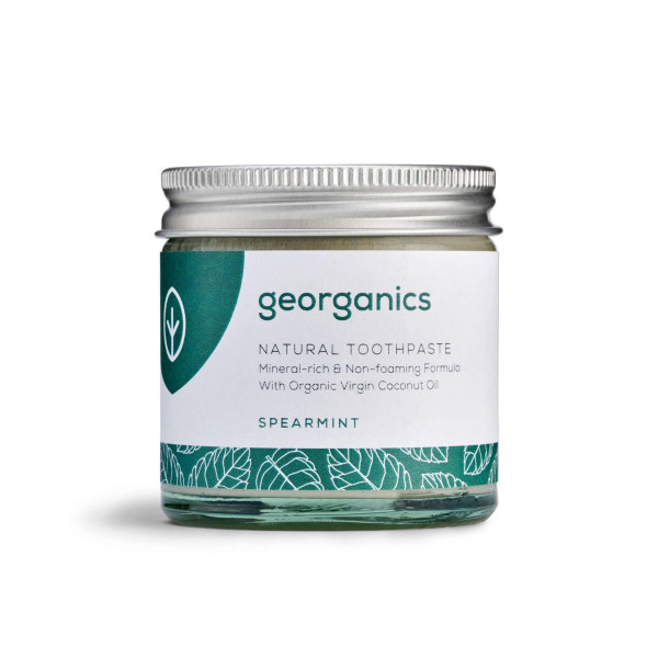 Coconut Oil Toothpaste - Spearmint 60ml