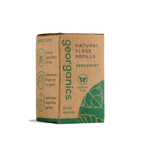 Natural Floss Refill - Spearmint