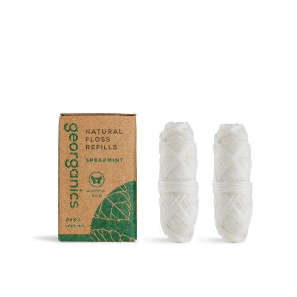 Natural Floss Refill - Spearmint