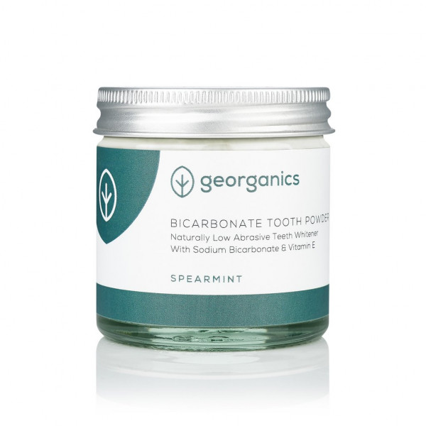 Natural Toothpowder - Spearmint 60ml
