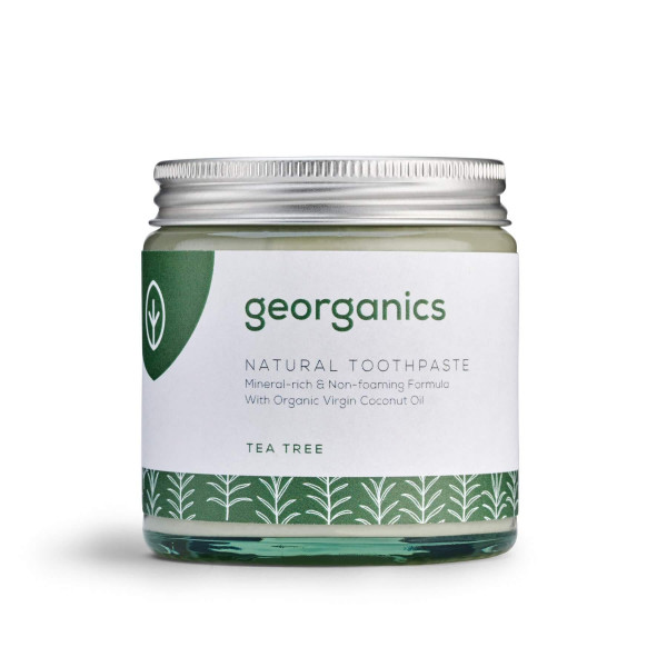 Coconut Oil Toothpaste - Tea Tree 120ml