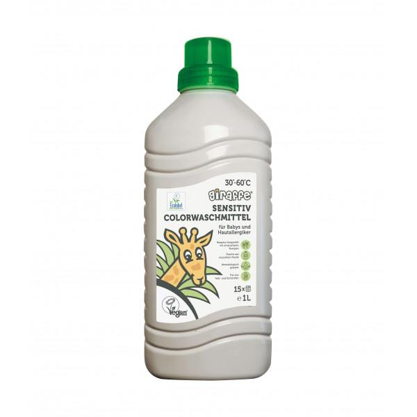 Eco sensitive laundry detergent