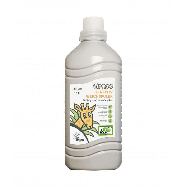 Eco sensitive fabric softener 1 l