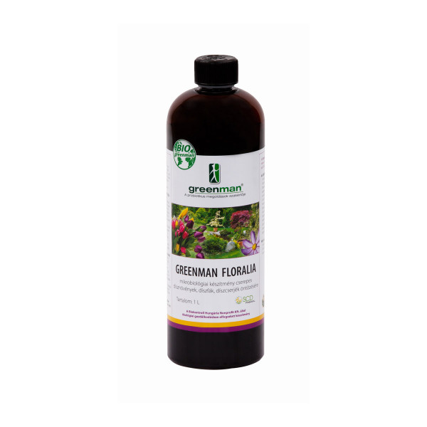 Greenman Floralia flower nutrient solution 1l