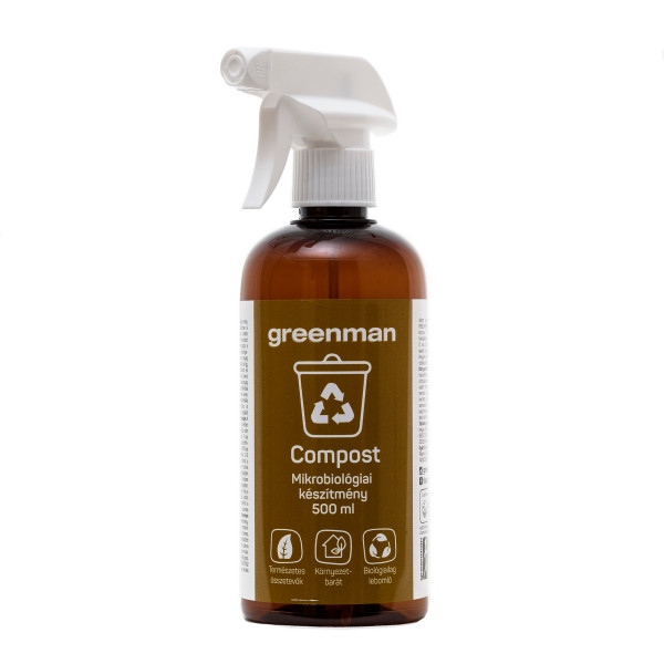 Greenman compost spray