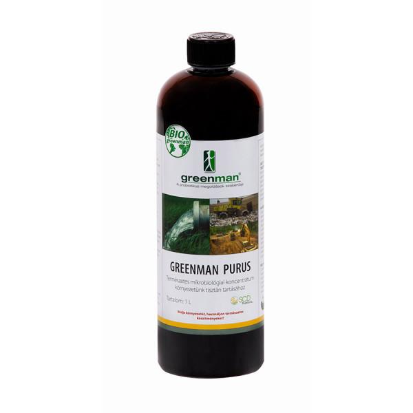 Greenman Purus wastewater cleaner 1 l