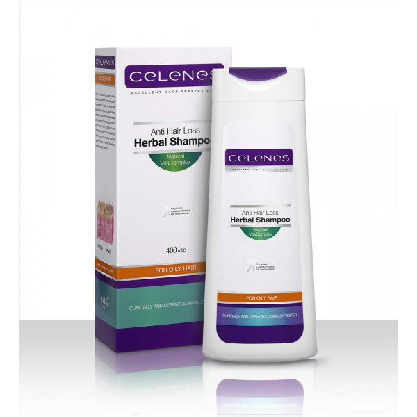 Hajhullás elleni gyógynövényes sampon zsíros ...
