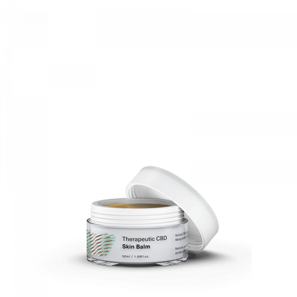 Therapeutic CBD Skin Balm 50ml
