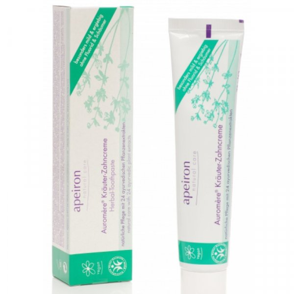 Apeiron Herbal toothpaste 75ml