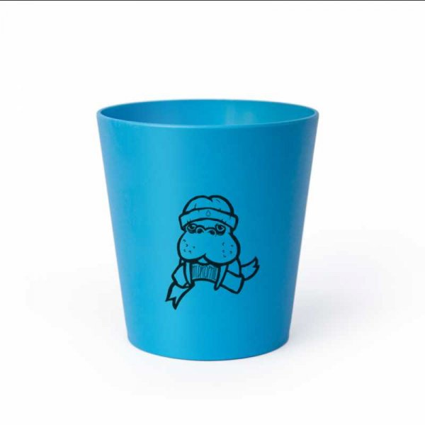 Környezetbarát fogmosópohár gyerekeknek rozmá...