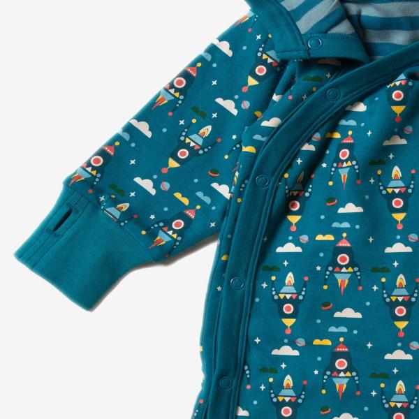Night Sky Rockets Snug As A Bug Suit