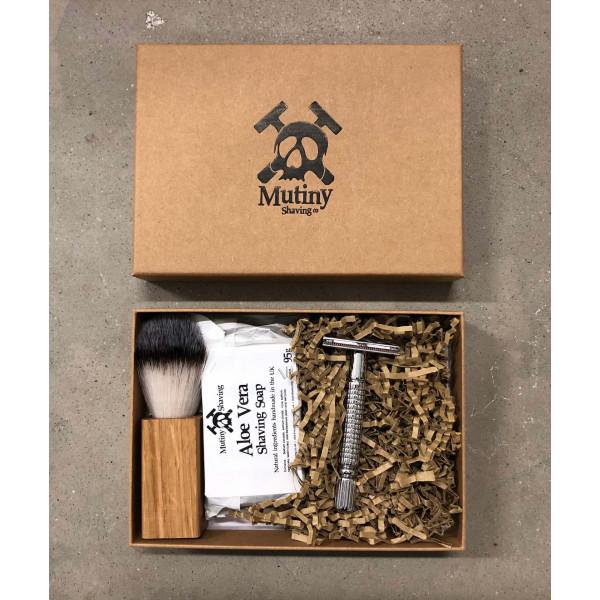 Mutiny Shaving Box – aloe vera