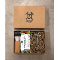 Mutiny Shaving Box – Peppermint and Nettle