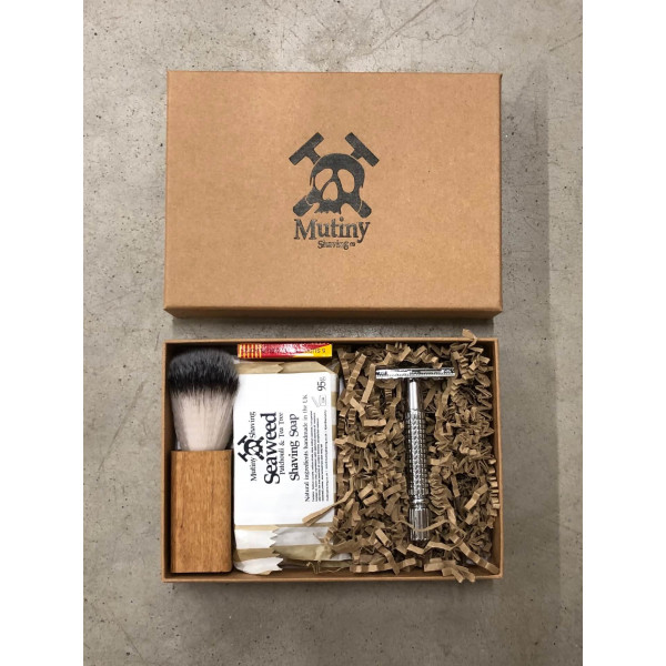 Mutiny Shaving Box – Seaweed