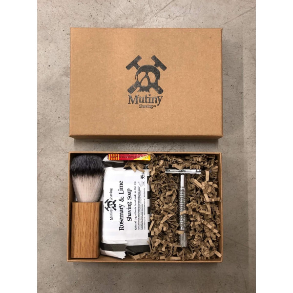 Mutiny Shaving Box – Black Pearl
