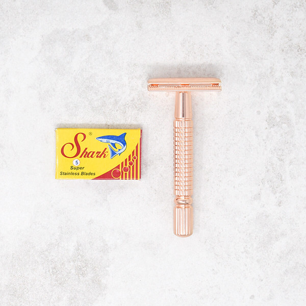 Mutiny Razor – Rose Gold