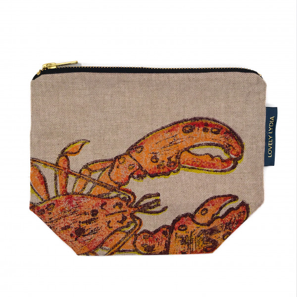 Mutiny Washbag – Lobster