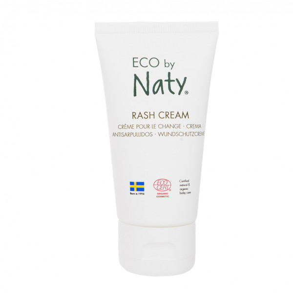 Naty Baby Rash Cream with aloe and shea butter 50m...