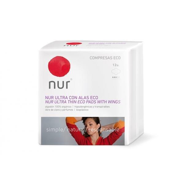 Nur organikus intimbetét normál (ultra vékony, ...
