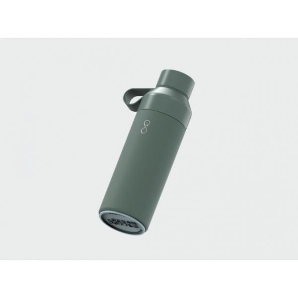 Óceán palack újrahasználható termosz Erdőzö...