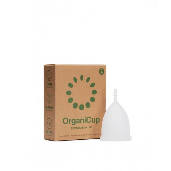 OrganiCup menstruációs kehely A méret