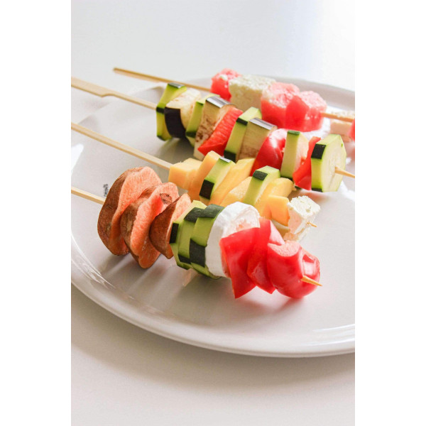 Bamboo skewers 30pcs