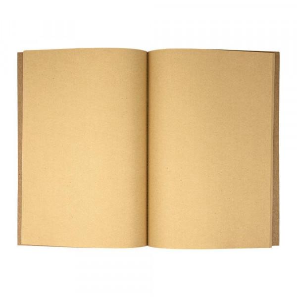Újrahasznosított bambusz füzet A5 vagy A4 méretben 5 db