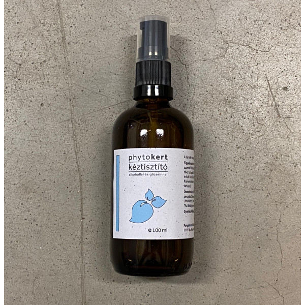 Phytokert natural hand sanitizer gel 100ml