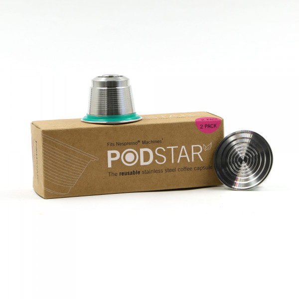 Pod Star double for Nespresso 2pcs