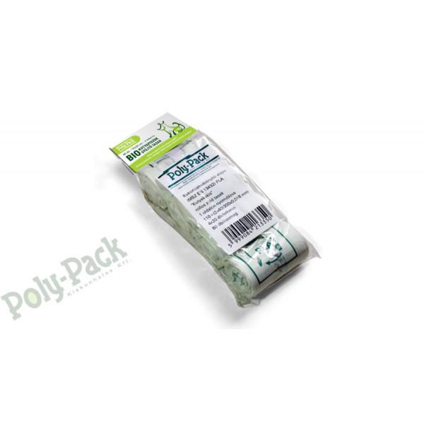Dog poop bags, 80 pcs