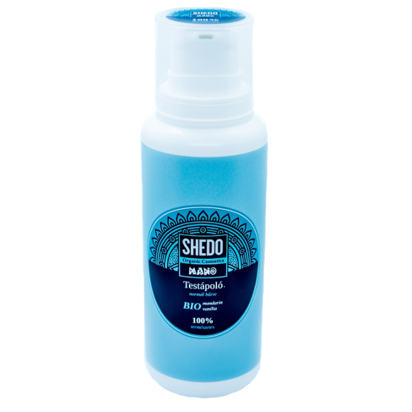 SHEDO Mano moisturizing cream for normal skin mandarin-vanilla 100ml, 200ml
