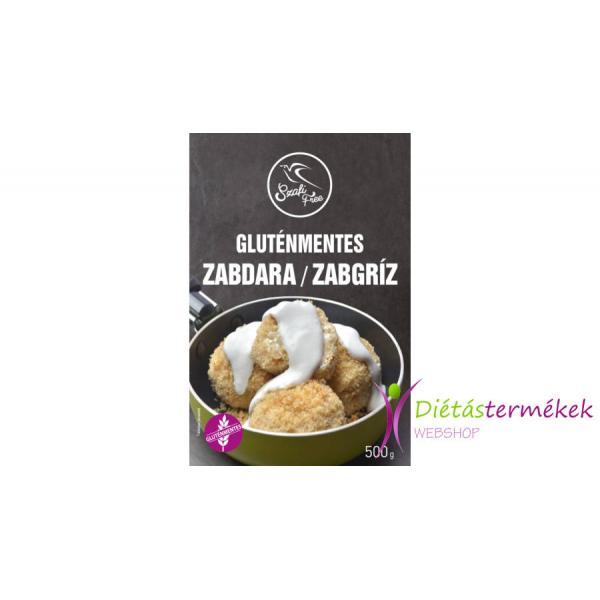 Szafi Free Gluténmentes Zabdara Zabgríz 500g