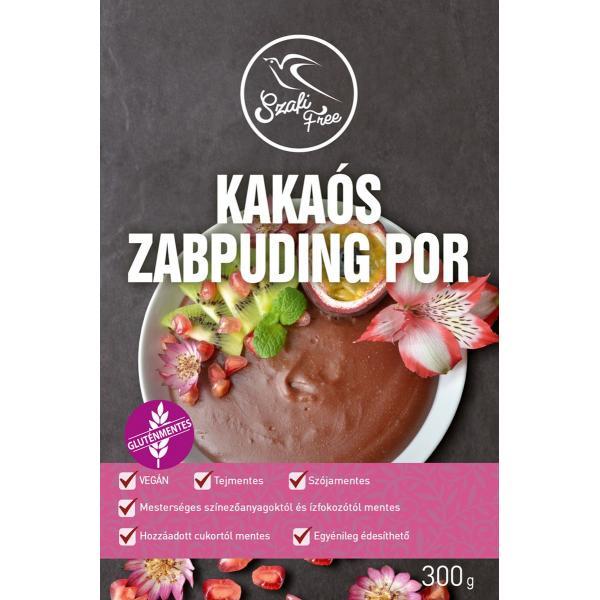 Szafi Free kakaós zabpuding por 300 g (gluténmen...