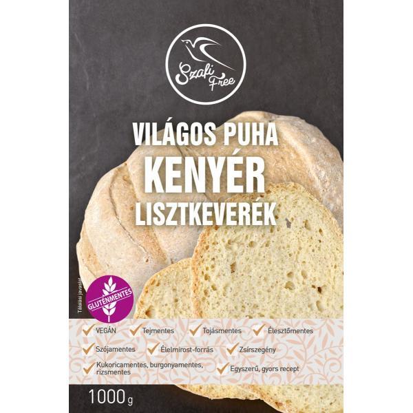 Szafi Free világos puha kenyér lisztkeverék 100...