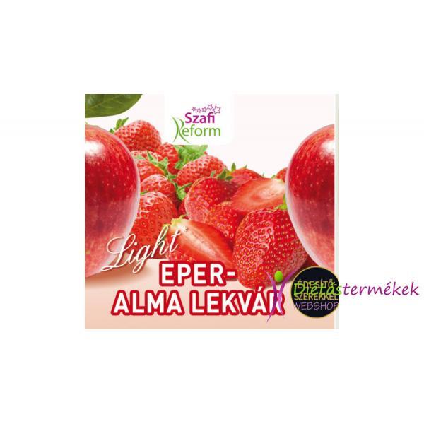 Szafi Reform Eper Alma Lekvár 350g