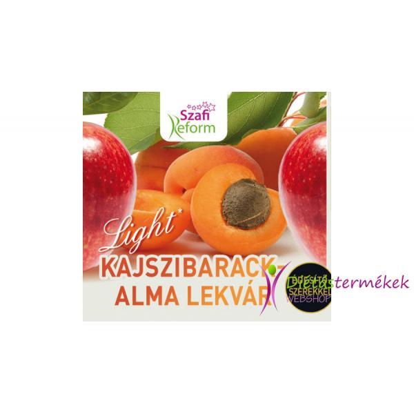 Szafi Reform Kajszibarack Alma Lekvár 350g
