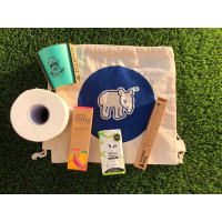 Toiletry pack for kids BLUE