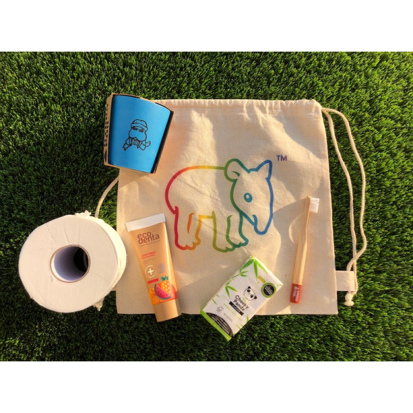 Toiletry pack for kids RAINBOW