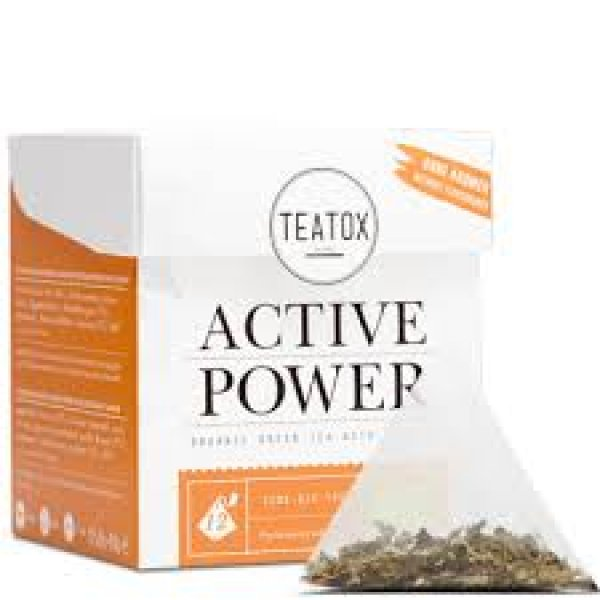 ACTIVE POWER VITALIZÁLÓ TEA 24G FILTERES