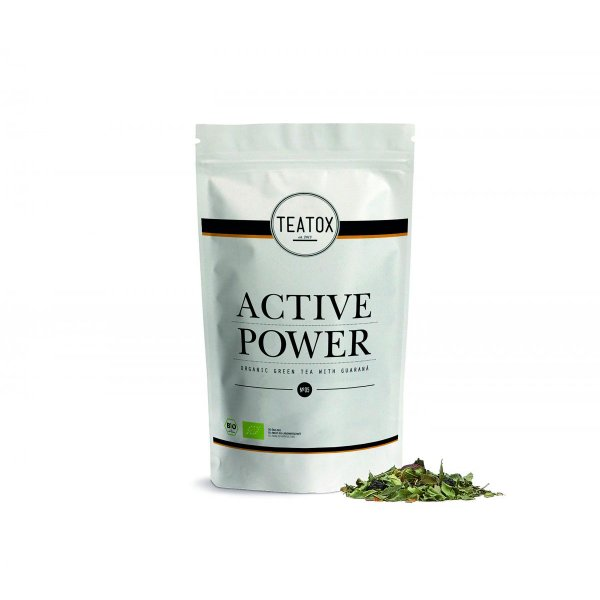 ACTIVE POWER vitality tea, 60g refill