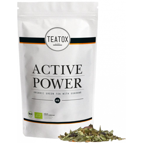 Active Power vitality tea, refill, 60g