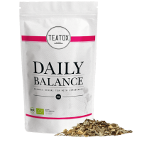 Daily balance organic herbal tea refill 50g