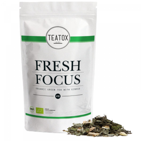 FRESH FOCUS GINSENG tea mix, 70G, refill
