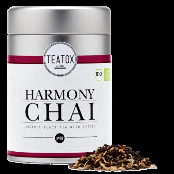 Harmony chai gyömbéres immunerősítő fekete te...