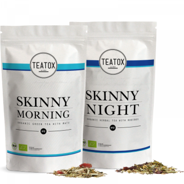 DETOX TEA-14 DAYS SKINNY TEATOX PROGRAM REFILL