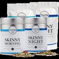 Detox tea- Skinny Teatox Program, 28 days