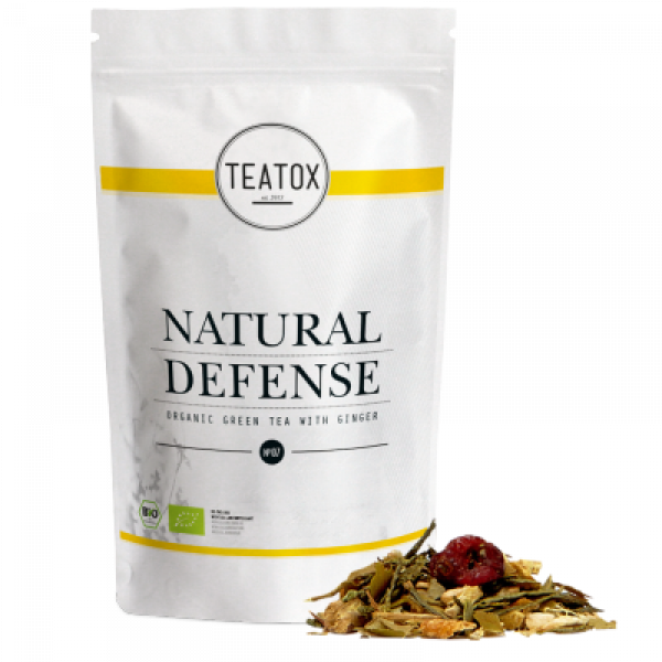 Natural defense tea, refill, 70g