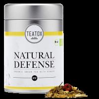 Natural defense organic tea mix, tin can, 70g