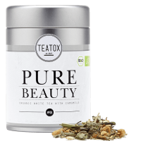 Pure beauty tea, tin can, 60g